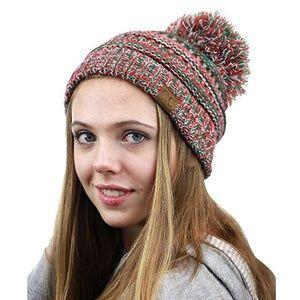 C.C Christmas beanie hat